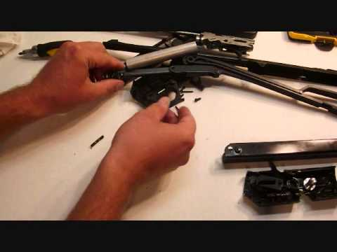 Daisy Powerline 880 7880 BB Gun Complete Disassembly How To Take Apart Tear  Down Air Rifle