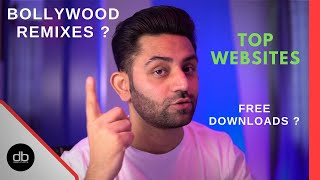 Top websites for downloading music in India | FREE | BOLLYWOOD, HIP - HOP, COMMERCIAL, REMIXES