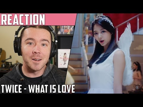 Twice(트와이스) - What Is Love(왓이즈러브) MV Reaction