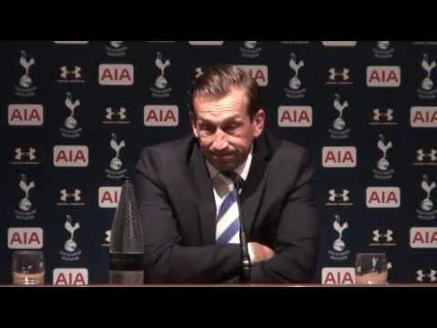 JUSTIN EDINBURGH POST-SPURS
