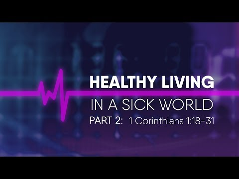 Healthy Living In A Sick World | Part 2 | Dr. Michael Youssef