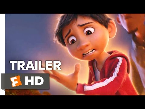 Coco Teaser Trailer #1 (2017) | Movieclips Trailers