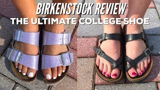 BIRKENSTOCK REVIEW | HONEST REVIEW + WHERE TO BUY DISCOUNTED BIRKS