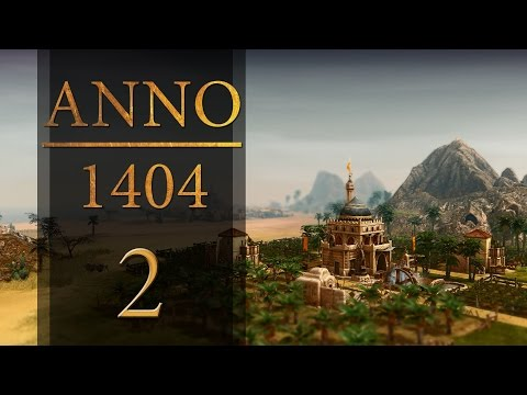 """Richie and the Oriental Settlement!"" :: Anno 1404 - Episode 2"