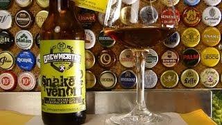 Snake Venom 67,5% alk. - najmocniejsze piwo świata?