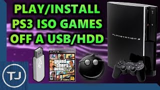 How To Play PS3 ISO Games Off USB/HDD! (multiMAN)