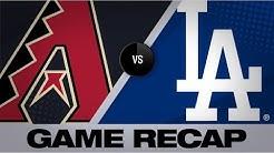 Bellinger jacks walk-off home run in the 10th | D-backs-Dodgers Game Highlights 7/3/19