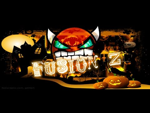 Fusion Z (UPDATE) - by Manix648 & more  ¦Extreme Demon ¦ CUT ¦  v2 , Geometry Dash (M)