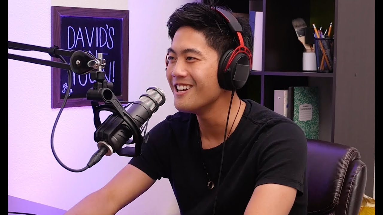 Off The Pill Podcast - Real Ghost Stories!? (ft  David Choi)