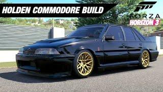 Holden Commodore DRIFT Build - Forza Horizon 3
