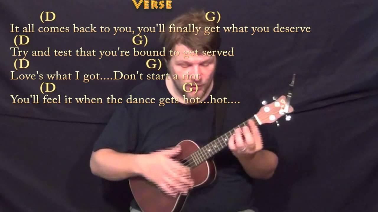 What I Got Sublime Ukulele Cover Lesson With Chordslyrics Youtube