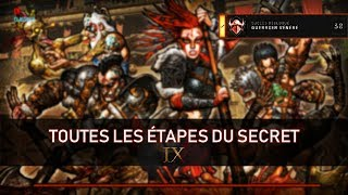 "[CONDENSÉ] TOUTES LES ÉTAPES DU SECRET ""IX"" - CALL OF DUTY BLACK OPS 4 ZOMBIES FR"