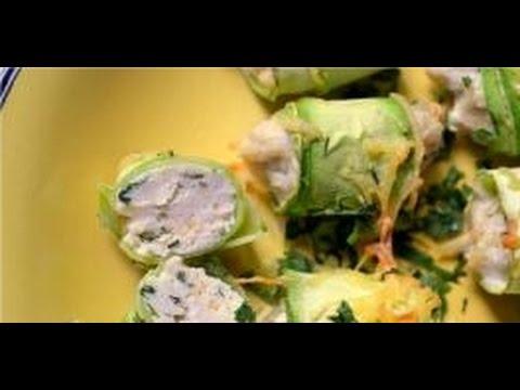 рулетики из куриного филе в духовке рецепт пошагово