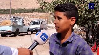أهالي وادي بن حماد يطالبون بتوفير شبكة مياه للشرب والصرف الصحي - (22-9-2017)