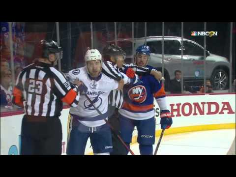 Tampa Bay Lightning @ New York Islanders. Round 2 Game 3