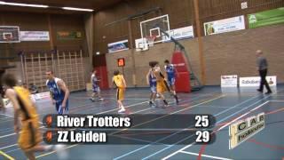 River Trotters U18 ZZ Leiden (jan 2010)