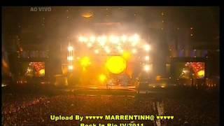 Maná (Show completo Rock In Rio IV - 01/10/2011)