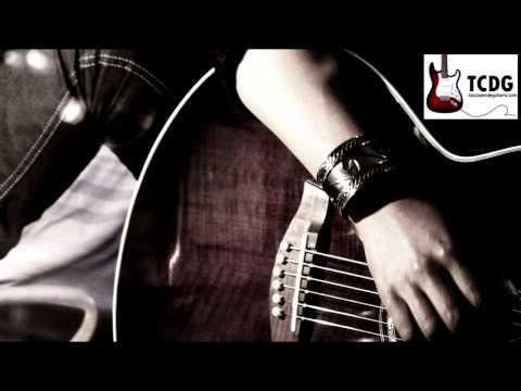 Minor Blues Backing Track in Fm (F Minor) TCDG
