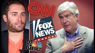 Media Collectively Yawns Over New Water Scandal in Flint (w/ Jordan Chariton) thumbnail