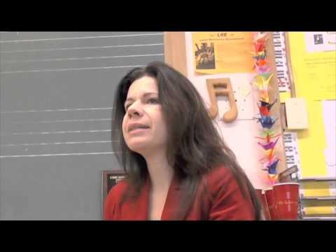 Ana Maria Martinez on Placido Domingo and Andrea Bocelli.m4v