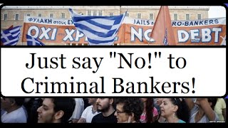 Greece BOMB Explodes - NWO - CHAOS First!