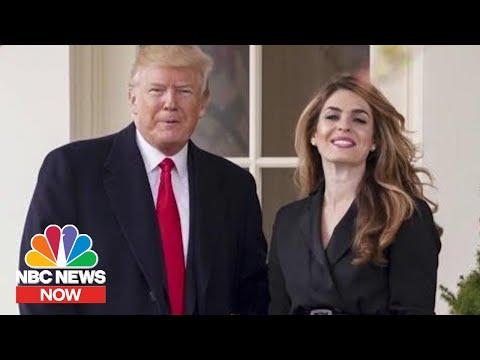 New Details In Michael Cohen Hush Money Scheme | NBC News Now