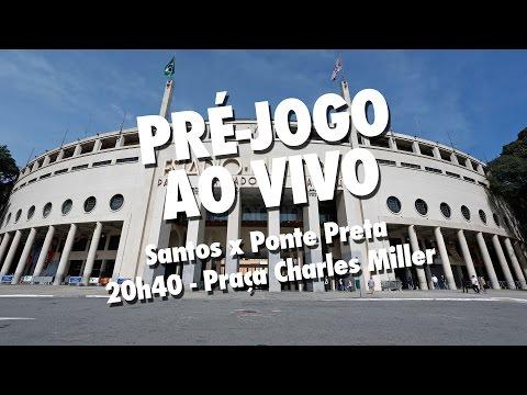 Santos x Santa Fé | PRÉ-JOGO AO VIVO | Copa Libertadores Bridgestone (04/05/17)