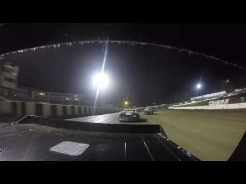 Batesville motor speedway rear camera part 2 5-21-16