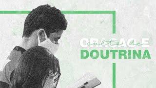 Culto Doutrina e Oração - Quarta 13/10/21 - Rev. Célio Miguel