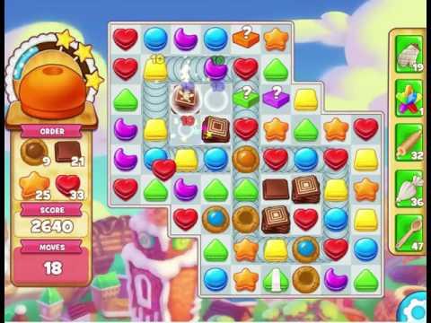 Cookie Jam Level 2334