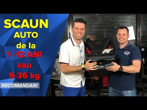 REVIEW SCAUN AUTO VIAGGIO 1-2-3 VIA, PEG PEREGO