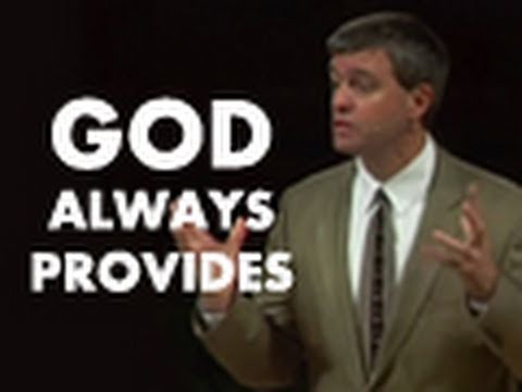 Paul Washer Testifies to How God Always Provides