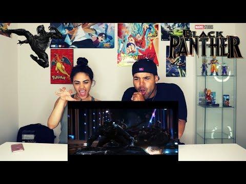 Black Panther Teaser Trailer REACTION!!!