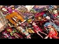 DANCE CLUB Monster High Doll House Tour Room 43 of 50+ w/ Dawn of Dance, Boo York & More! Abbey too!