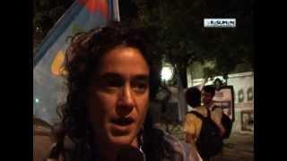 RLTV_Autoconvocatoria solidaria con Hugo Chávez en Buenos Aires, Argentina, 8_3_13