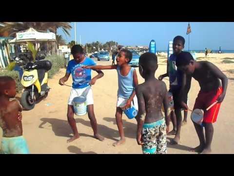 Beach Life Santa Maria Cape Verde