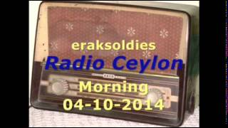 Radio Ceylon 04-10-2014~Saturday Morning~03 Aapki Pasand