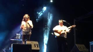 """Siempre Así """"lo voy a dividir"""" 18 de Agosto 2015, Feria de Málaga"""