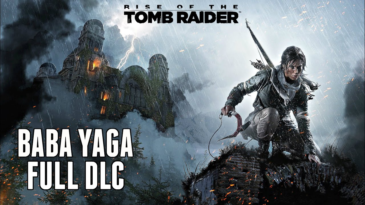 rise of the tomb raider all dlc download