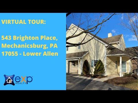 543 Brighton Place Mechanicsburg PA 17055 (Lower Allen Township - Mechanicsburg School District)