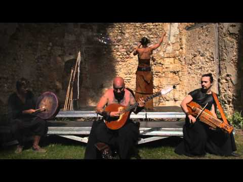 Medieval Music .Luc Arbogast ! Welcome to Middle Ages !!!
