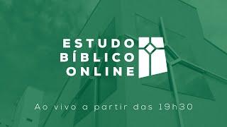 Estudo Bíblico - Neemias 8.1-12- Rev. André Felipe (28/01/2021)