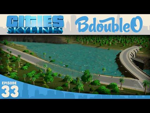 Cities Skylines Gameplay :: FLOOD! Part 33