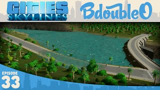 Cities Skylines Gameplay :: FLOOD! Part 33