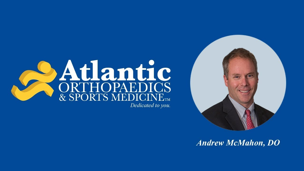Meet Andrew McMahon, DO | Atlantic Orthopaedics