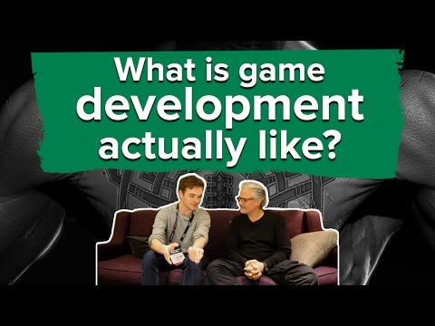 What's game development actually like? - The Eurogamer Show