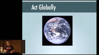 Ruby Groups: Act Locally - Think Globally - PJ Hagerty