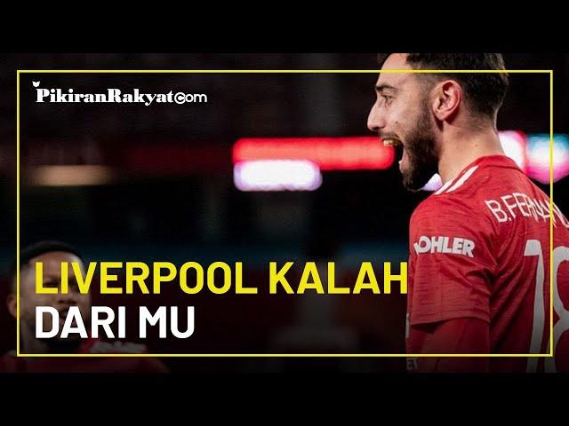 Manchester United vs Liverpool: Kalah dari MU, Juergen Klopp Anggap Timnya Ada Kemajuan
