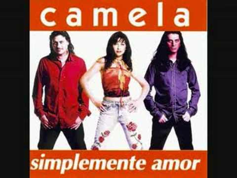 cd de camela simplemente amor