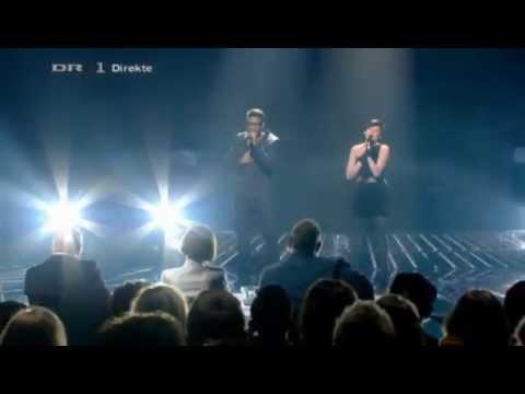 Nicoline Simone & Jean Michel - DJ, Ease My Mind (DK X Factor 2012)